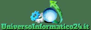 Logo - Universo Informatico 24