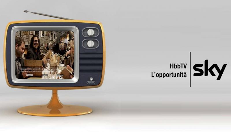 HBBTV Sky | FED2020