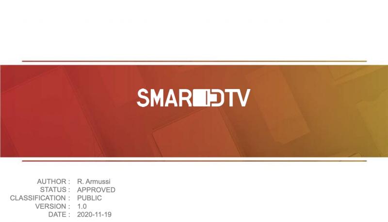 SmarDTV | FED2020